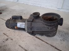 Used PUMP 3450 RPM,