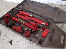 Used HYDRAULIC FRAME