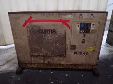 CURTIS R/S40 AIR COMPRESSOR