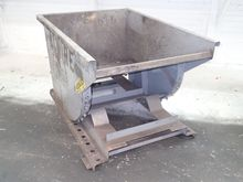 WRIGHT SELF DUMPING HOPPER