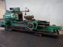 GISHOLT TURRET LATHE 30 HP, 6''