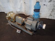 Used DURCO PUMP 3525