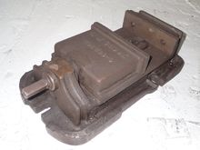 Used L W CHUCK VISE