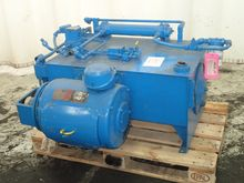 HYDRAULIC UNIT NO PUMP, 24 X 35