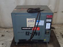 HOBART 725C3-12 BATTERY CHARGER