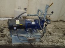 BALDOR / SQUIRE - COGSWELL PUMP