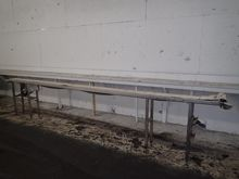 "S/S BELT CONVEYOR 12""W X HEIGHT"