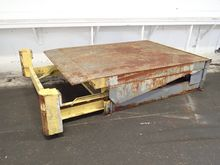 Used DOCK LEVELER in