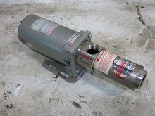 WEBTROL H5B5S16 PUMP 3450 RPM