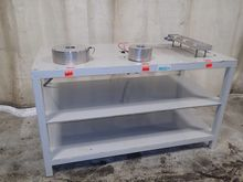 HOT PLATE TABLE