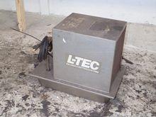 L - TEC S/S COOLANT UNIT