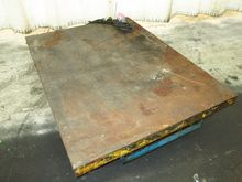 "LIFT TABLE 48"" X 64"""