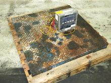 "FLOOR SCALE DRO, 36"" X 36"""