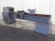 DOALL GAP BED LATHE TAILSTOCK,