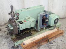 FMC 52596436 HIGH PRESSURE PUMP