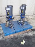 GOULDS 2SVBG5F0 S/S PUMPS 3450