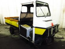 1997 CUSHMAN 18PH 3W FULL TON F