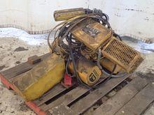 BUDGIT 3-113386-80 ELECTRIC CHA