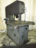 DOALL 36-3 VERTICAL BAND SAW 24
