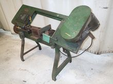 WELLS 58B HORIZONTAL BAND SAW