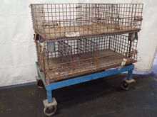 Used CART 2 WIRE BAS