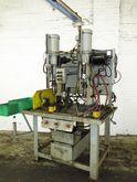 DRILL PRESS 2 ENERPAC PUMPS, 2