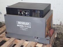 BESELER T-14-8-0 SHRINK TUNNEL