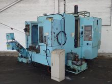 OKUMA & HOWA MILLAC-40H CNC HMC