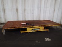 LIFT TABLE FOOTSWITCH CONTROL