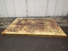 Used LIFT TABLE PLAT
