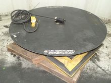 AUTOQUIP ROTARY LIFT TABLE PEND