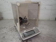 AND HR-120 DIGITAL BALANCE SCAL