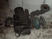 KOHLER M85/23248 GAS-POWERED PU