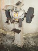 PEDESTAL GRINDER 3 HP, 1800 RPM