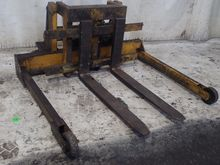 PALLET JACK 2- FOOTSWITCHES, 4""