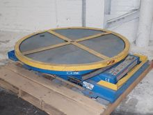 1998 ROTARY LIFT TABLE 43""