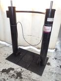 Used DRUM PUMP STAND