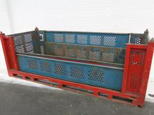 Used STACKABLE BASKE