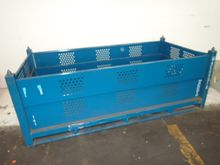 Used METAL BASKET 46