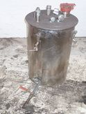 S/S PRESSURIZED PAINT POT
