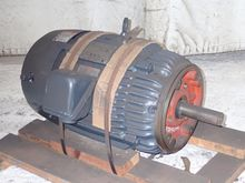 US ELECTRIC MOTORS MOTOR 284US