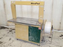 STRAPACK RQ-8 STRAPPING MACHINE