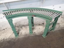 ROACH CONVEYORS CURVED ROLLER C