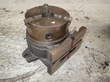 ROTARY INDEXER 8'' 3 JAW CHUCK