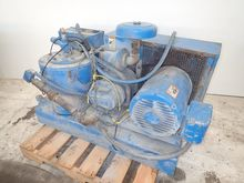 LE ROI A25SS AIR COMPRESSOR 176