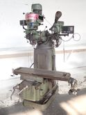 KONDIA MODEL 6 VERTICAL MILL W/