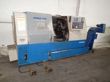 1998 DAEWOO PUMA 200LC CNC LATH