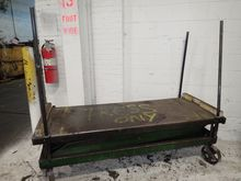 Used LIFT TABLE in E