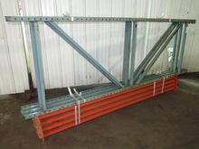ACME TEAR DROP PALLET RACKING L