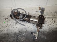 Used PUMP 3450 RPM i
